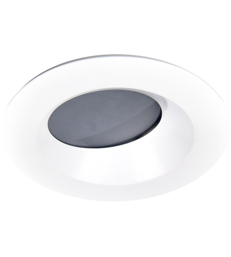 WAC Lighting R3CRWT-WT Oculux Architectural LED White Recessed Downlights, Round photo thumbnail