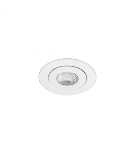 WAC Lighting R4ERAR-W930-WT Lotos LED Module - Driver White Recessed Downlight photo