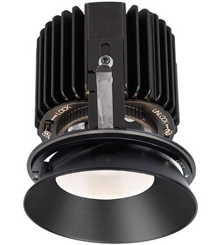 WAC Lighting R4RD1L-F830-BK