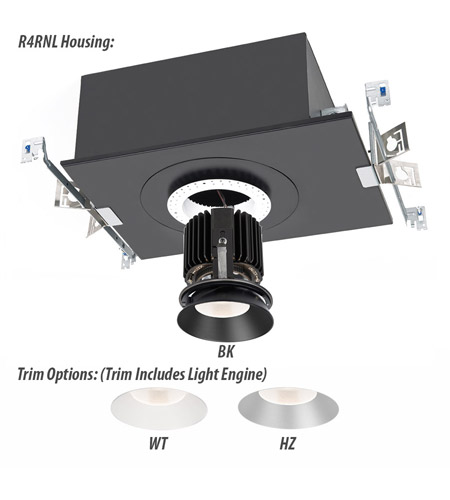 WAC Lighting R4RD1L-N830-HZ Volta LED Module Haze Invisible Trim alternative photo thumbnail