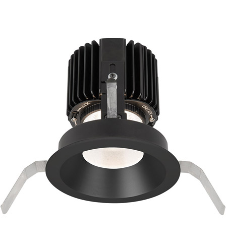 WAC Lighting R4RD1T-S830-BK Volta LED Module Black Shallow Regressed Trim photo thumbnail
