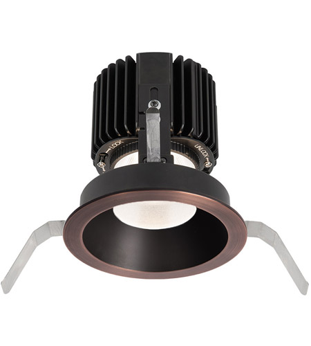 WAC Lighting R4RD1T-N830-CB Volta LED Module Copper Bronze Shallow Regressed Trim photo thumbnail