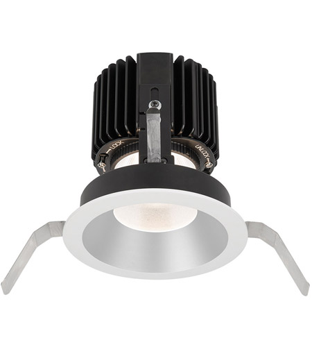 WAC Lighting R4RD1T-N830-HZWT Volta LED Module Haze White Shallow Regressed Trim photo thumbnail