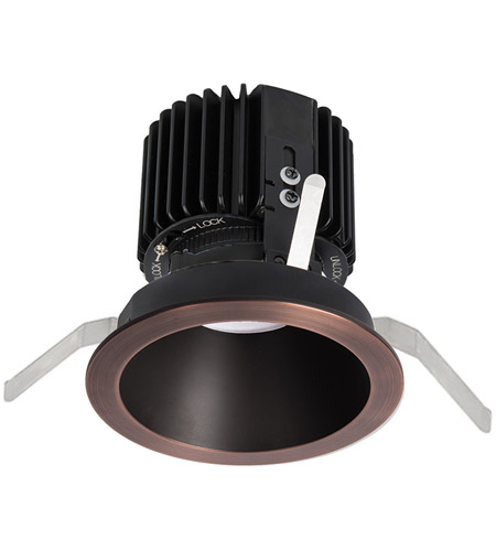 WAC Lighting R4RD2T-F835-CB Volta LED Module Copper Bronze Trim photo thumbnail