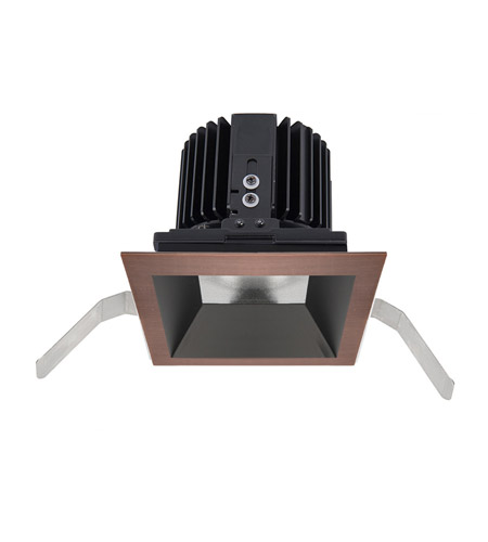 WAC Lighting R4SD1T-W840-CB Volta LED Module Copper Bronze Shallow Regressed Trim photo thumbnail