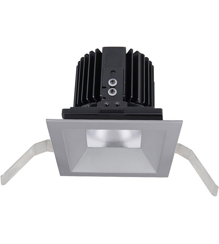 WAC Lighting R4SD1T-W827-HZ Volta LED Module Haze Shallow Regressed Trim photo thumbnail