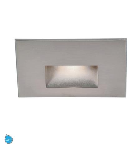 Wac Lighting Wl Led100 C Ss Outdoor 120v 3 9 Watt Stainless Steel Step Light In 3000k Led