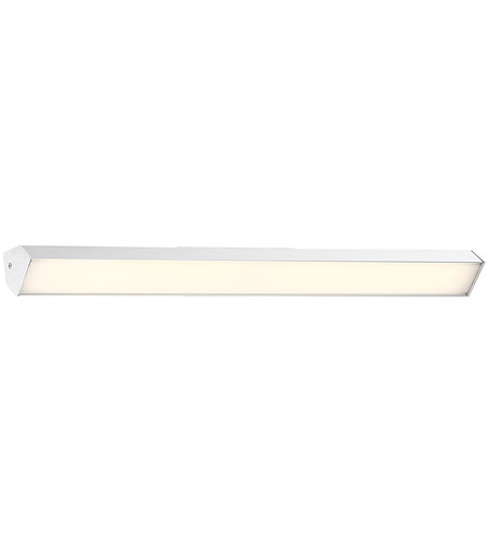 Brushed Aluminum Revel Bathroom Vanity Lights