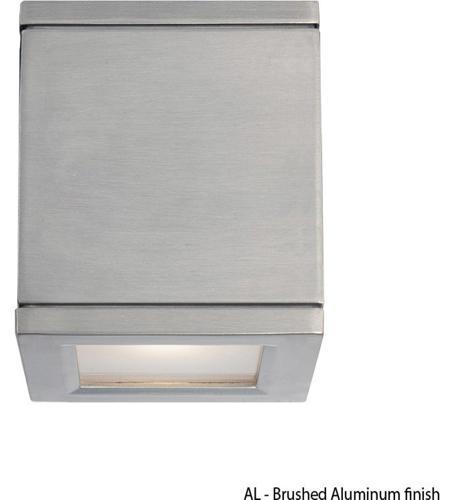 wac lighting ws w2505 al outdoor lighting 5 inch brushed aluminum wac lighting ws w2505 al outdoor lighting 5 inch brushed aluminum outdoor wall mount