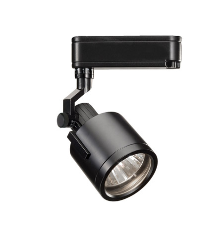 WAC Lighting LTK-HID202F-39E-BK 120V Track System 1 Light Black Metal Halide Directional Ceiling Light in 39, 40 Degrees, L Track photo