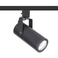 WAC Lighting L-2020-930-BK Silo 1 Light 120V Black Track Lighting Ceiling Light