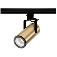WAC Lighting L-2020-930-BR Silo 1 Light 120V Brushed Brass Track Lighting Ceiling Light