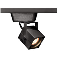 WAC Lighting HHT-801L-BK 120V Track System 1 Light 12V Black Low Voltage Directional Ceiling Light in 75, H Track