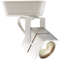 WAC Lighting HHT-802L-WT Ht-802 1 Light 120V White H Track Fixture Ceiling Light in 75