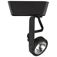 WAC Lighting LHT-180-BK 120V Track System 1 Light 12V Black Low Voltage Directional Ceiling Light in 50, L Track