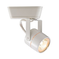 WAC Lighting LHT-809-WT 120V Track System 1 Light 12V White Low Voltage Directional Ceiling Light in 50, L Track