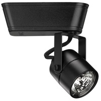 WAC Lighting LHT-809L-BK 120V Track System 1 Light 12V Black Low Voltage Directional Ceiling Light in 75, L Track