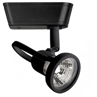 WAC Lighting LHT-826-BK Tyler 1 Light 120V Black L Track Fixture Ceiling Light in 50