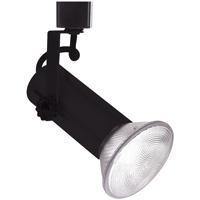 WAC Lighting HTK-188-BK TK-188 1 Light 120V Black H Track Fixture Ceiling Light