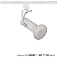 WAC Lighting HTK-188-WT Tk-188 1 Light 120V White H Track Fixture Ceiling Light