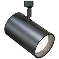 WAC Lighting HTK-704-BK TK-704 1 Light 120V Black H Track Fixture Ceiling Light