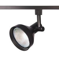 WAC Lighting HTK-738-BK Tk-738 1 Light 120V Black H Track Fixture Ceiling Light