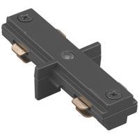 WAC Lighting LI-BK 120v Track System Black Track I Connector Ceiling Light in L Track