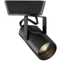 WAC Lighting JHT-007-BK HT-007 1 Light 120V Black J Track Fixture Ceiling Light in J/J2 Track