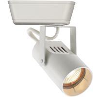 WAC Lighting JHT-007L-WT HT-007 1 Light 120V White J Track Fixture Ceiling Light in J/J2 Track