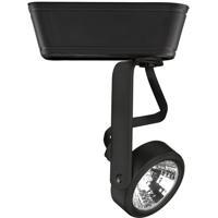 WAC Lighting JHT-180L-BK HT-180 1 Light 120V Black J Track Fixture Ceiling Light in 75, J/J2 Track