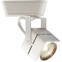 WAC Lighting JHT-802-WT Ht-802 1 Light 120V White J Track Fixture Ceiling Light in 50 J/J2 Track
