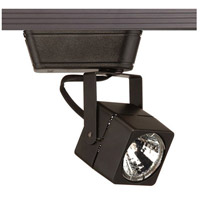 WAC Lighting JHT-802L-BK Ht-802 1 Light 120V Black J Track Fixture Ceiling Light in 75 J/J2 Track