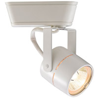 WAC Lighting JHT-809-WT HT-809 1 Light 120V White J Track Fixture Ceiling Light in 50, J/J2 Track
