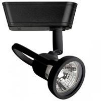 WAC Lighting JHT-826-BK Tyler 1 Light 120V Black J Track Fixture Ceiling Light in 50 J/J2 Track