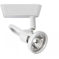 WAC Lighting JHT-826-WT Ht-826 1 Light 120V White J Track Fixture Ceiling Light in 50 J/J2 Track