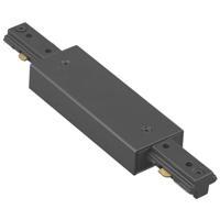 WAC Lighting JI-PWR-BK 120v Track System Black Track Power Feed I Connector Ceiling Light in J Track