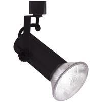 WAC Lighting JTK-188-BK TK-188 1 Light 120V Black J Track Fixture Ceiling Light