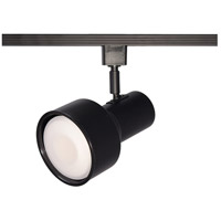 WAC Lighting JTK-703-BK Tyler 1 Light 120V Black J Track Fixture Ceiling Light