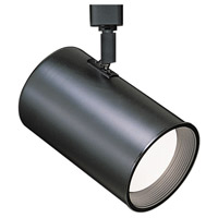 WAC Lighting JTK-704-BK 120V Track System 1 Light 120V Black Line Voltage Directional Ceiling Light in J Track