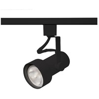 WAC Lighting JTK-725-BK TK-725 1 Light 120V Black J Track Fixture Ceiling Light