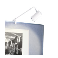 WAC Lighting Display Light Line Voltage in White DL-701-WT