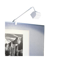 WAC Lighting Display Light Line Voltage in White DL-150-WT