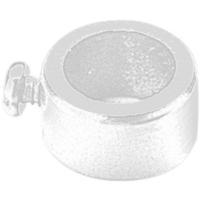 WAC Lighting SK05-WT 120v Track System White Suspension Adjustment Collar Ceiling Light