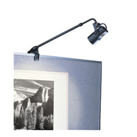 WAC Lighting Display Light Low Volt W/Plug In Trans in Black DL-007-BK