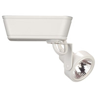 WAC Lighting JHT-160-WT Range 1 Light 120V White J Track Fixture Ceiling Light in 50, J/J2 Track