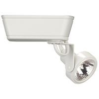 WAC Lighting JHT-160L-WT Range 1 Light 120V White J Track Fixture Ceiling Light in 75, J/J2 Track