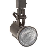WAC Lighting HTK-773-BK Radiant 1 Light 120V Black H Track Fixture Ceiling Light