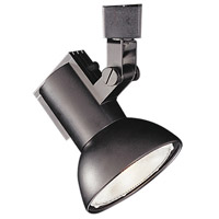 WAC Lighting HTK-774-BK Radiant 1 Light 120V Black H Track Fixture Ceiling Light