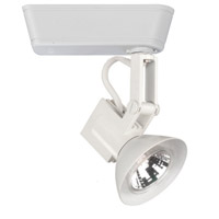 WAC Lighting HHT-856-WT 120V Track System 1 Light 12V White Low Voltage Directional Ceiling Light in 50, H Track