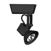 WAC Lighting LHT-856-BK 120V Track System 1 Light 12V Black Low Voltage Directional Ceiling Light in 50, L Track photo thumbnail